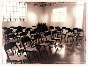 studio chairs lectures